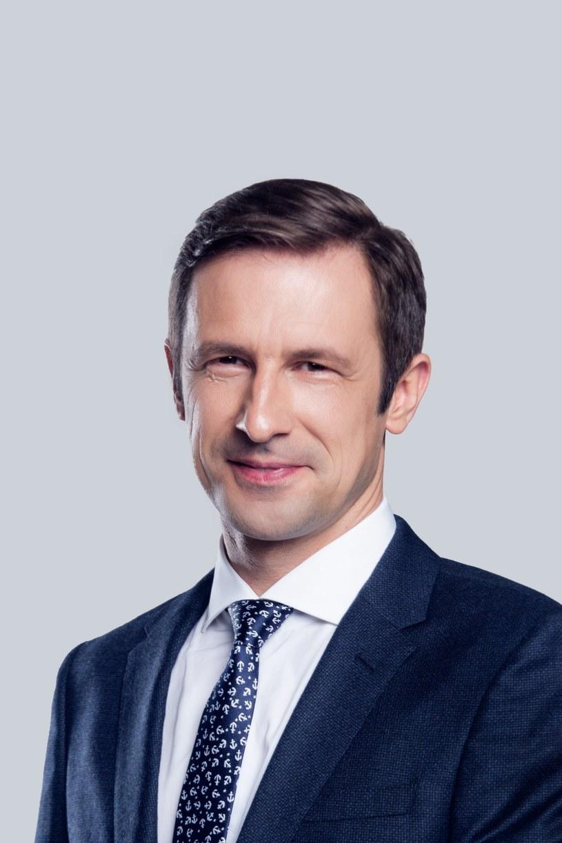 Adam Mamok, prezes Grupy Essilor /Informacja prasowa