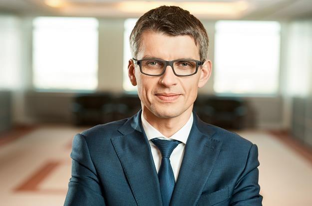 Adam Marciniak, wiceprezes PKO BP nadzorujący obszar informatyki i usług /Informacja prasowa