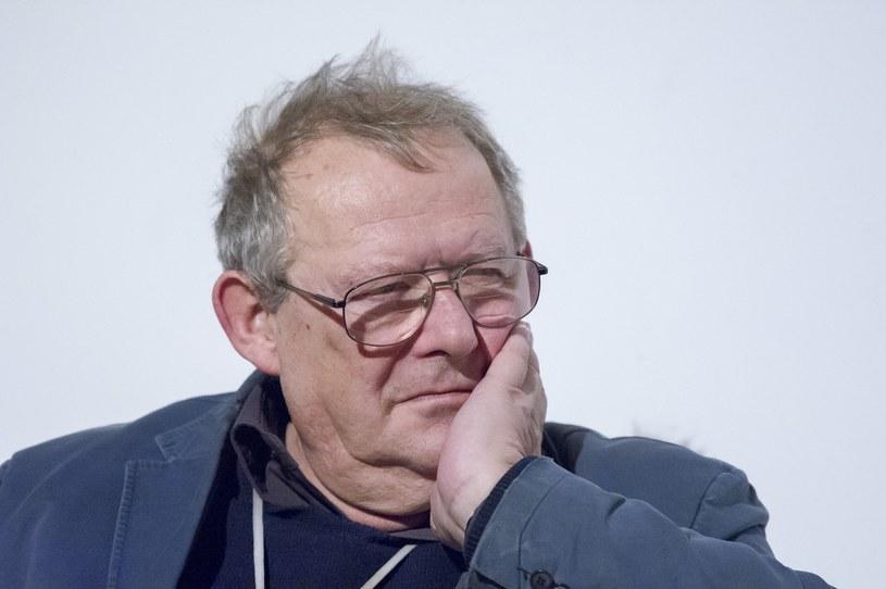 Adam Michnik /Wojciech Stróżyk /Reporter