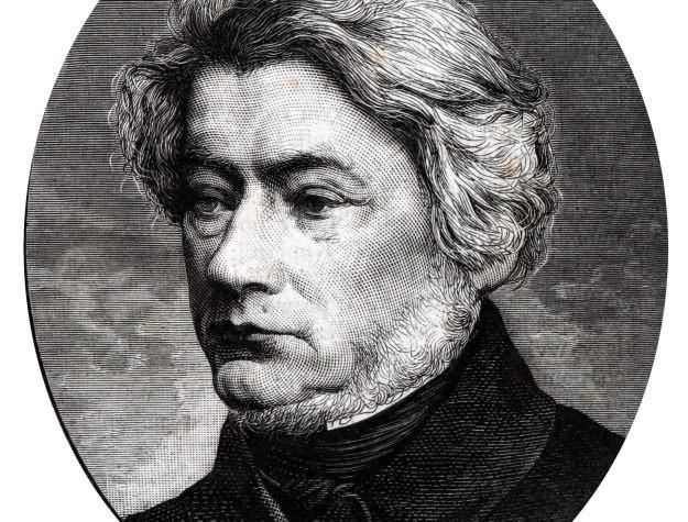 Adam Mickiewicz (1798-1855). Reprodukcja: Piotr Mecik /Agencja FORUM