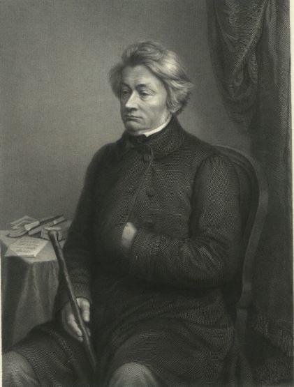 Adam Mickiewicz (staloryt. aut. Antonio Schiassi) /Biblioteka Narodowa