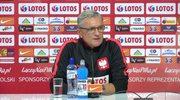 Adam Nawałka: Potencjał drużyny jest bardzo duży