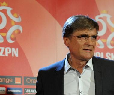 Adam Nawałka przedstawiony jako trener reprezentacji