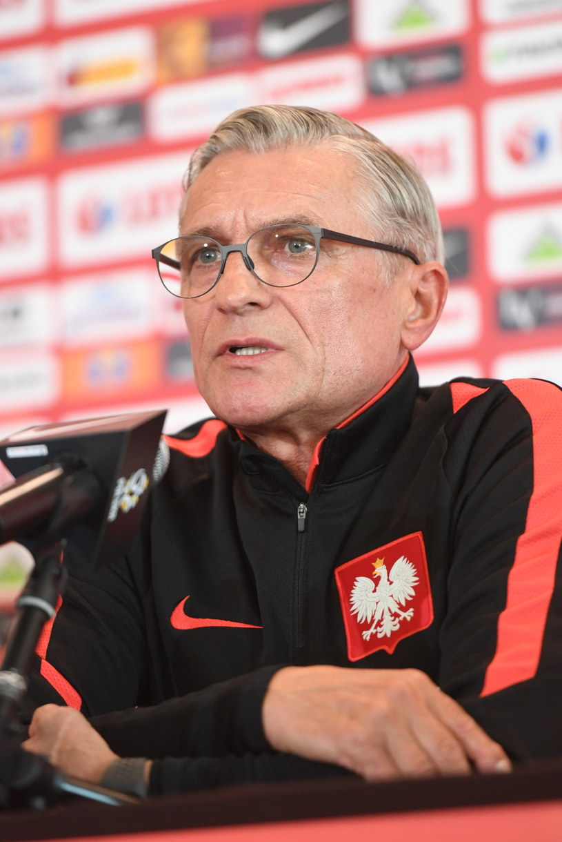Adam Nawałka /Bartłomiej Zborowski /PAP