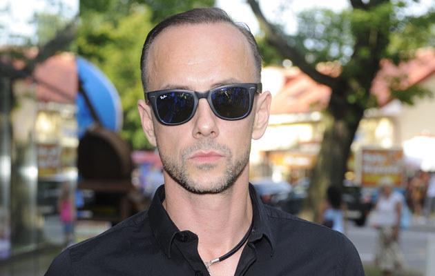"""Adam """"Nergal"""" Darski /Jarosław Antoniak /MWMedia"""
