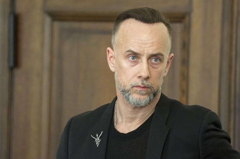 """Adam """"Nergal"""" Darski /Wojciech Strozyk/REPORTER /East News"""
