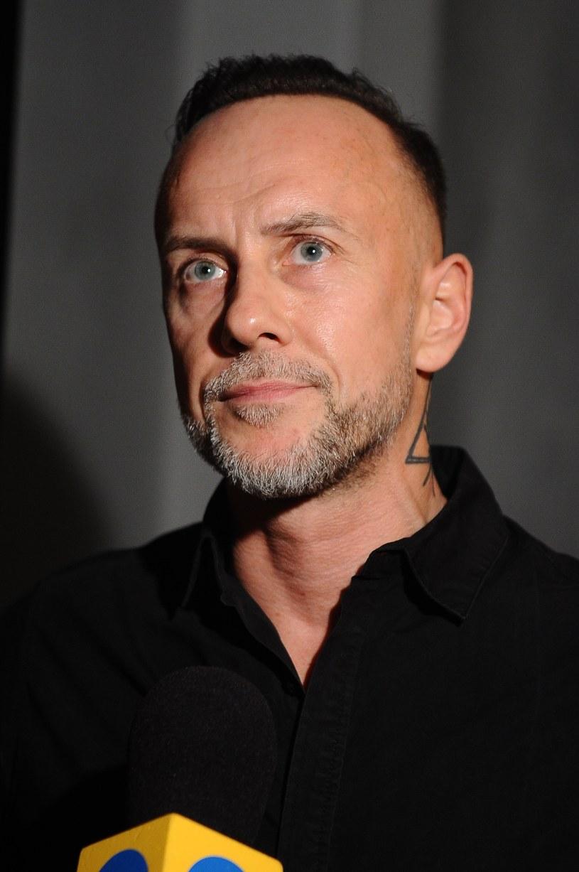 "Adam ""Nergal"" Darski /Piotr Andrzejczak /MWMedia"