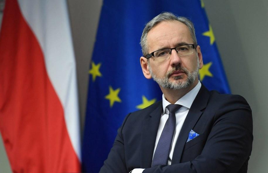 Adam Niedzielski, minister zdrowia /Piotr Nowak /PAP