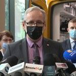 Adam Niedzielski: Na 50 pacjentów zakażonych w Łańcucie 49 to osoby niezaszczepione