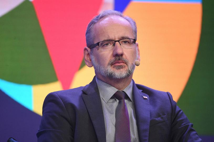 Adam Niedzielski podczas VI edycji Kongresu 590 w Warszawie opowiedział o planowanych zmianach w klasach I-III /Zbyszek Kaczmarek/REPORTER /East News