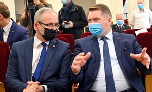 Adam Niedzielski: Zamówiliśmy 5 mln szczepionek przeciw grypie