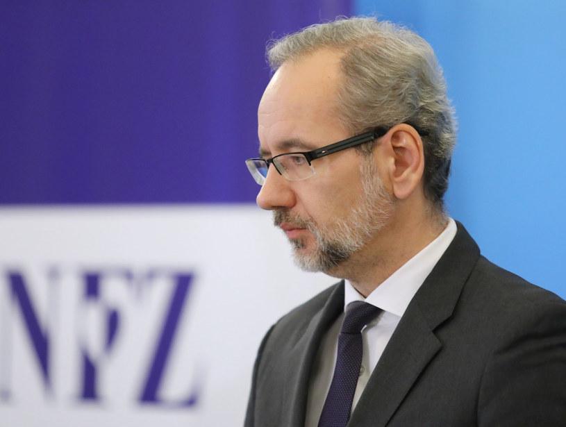 Adam Niedzielski /Piotr Molecki /East News