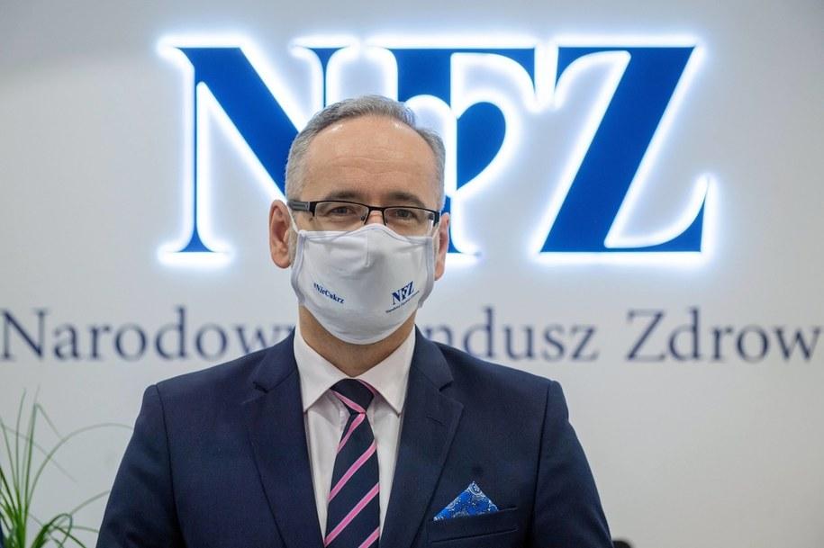 Adam Niedzielski /Grzegorz Michałowski   /PAP