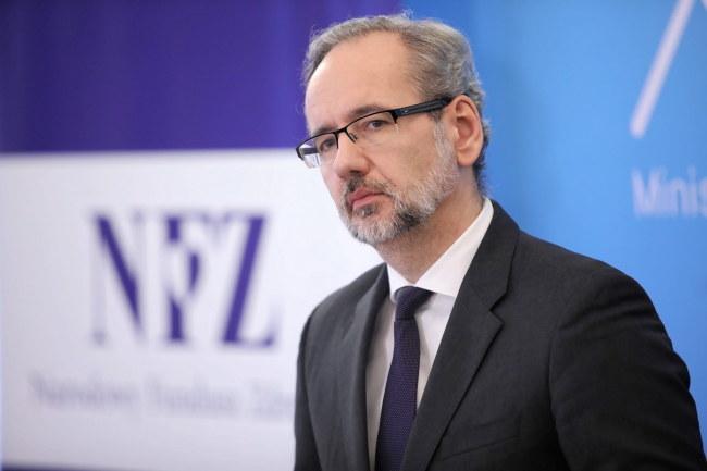 Adam Niedzielski / Leszek Szymański    /PAP
