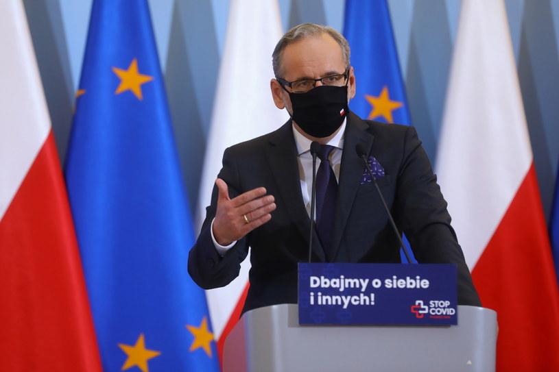 Adam Niedzielski /Rafał Guz /PAP