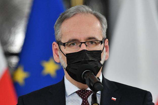 Adam Niedzielski /Radek  Pietruszka /PAP