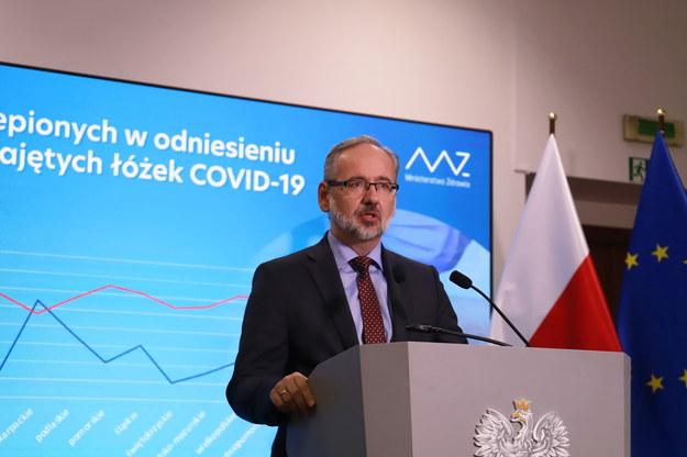 Adam Niedzielski /Zofia Bichniewicz /PAP