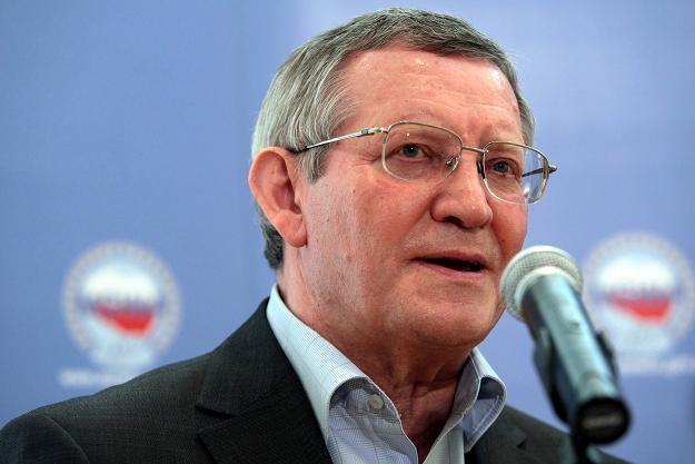 Adam Olkowicz, dyrektor turnieju UEFA Euro 2012 Polska/fot. Leszek Szymański /PAP