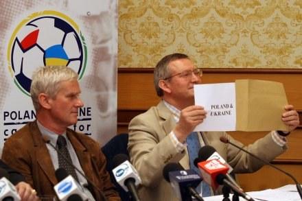 Adam Olkowicz (z prawej) wie, że mamy mało czasu/fot. Maciej Śmiarowski /Agencja Przegląd Sportowy