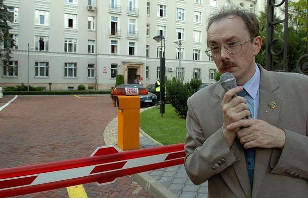 Adam Słomka / fot. A.Rozbicki /Reporter
