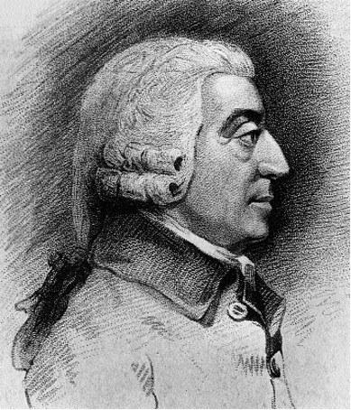 Adam  Smith /Encyklopedia Internautica