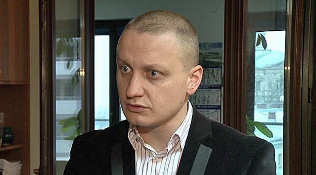 Adam Stępień, dyrektor generalny Krajowej Izby Biopaliw /Newseria Biznes