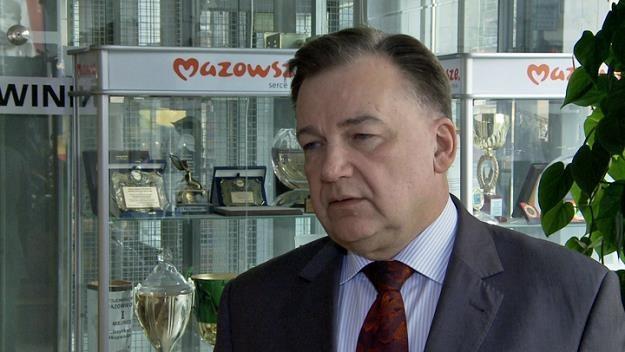 Adam Struzik, marszałek województwa mazowieckiego /Newseria Biznes