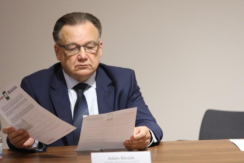 Adam Struzik /Tomasz Jastrzębowski /Reporter