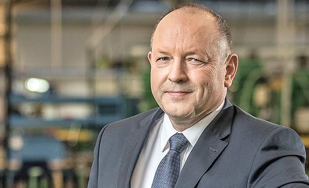 Adam Suliga, prezes Łucznika /Informacja prasowa