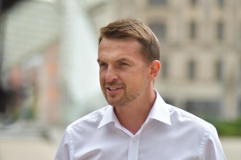 Adam Szłapka, szef Nowoczesnej /Karolina Adamska /East News