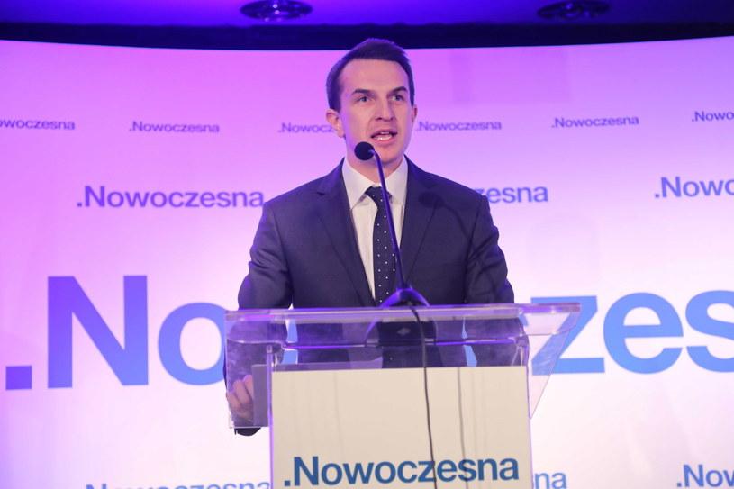 Adam Szłapka /Wojciech Olkuśnik /PAP