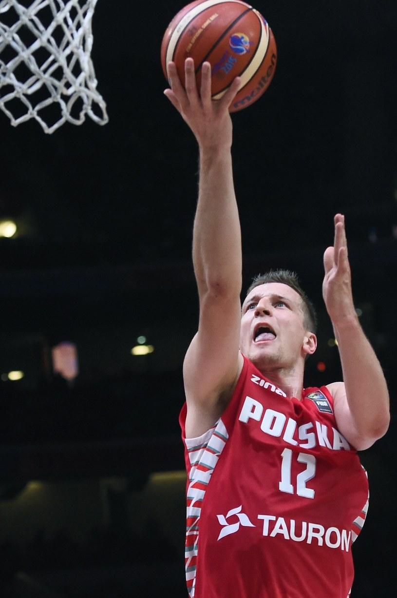 Adam Waczyński był najlepszym zawodnikiem i strzelcem zespołu Unicaja Malaga /fot. Emmanuel Dunand /East News