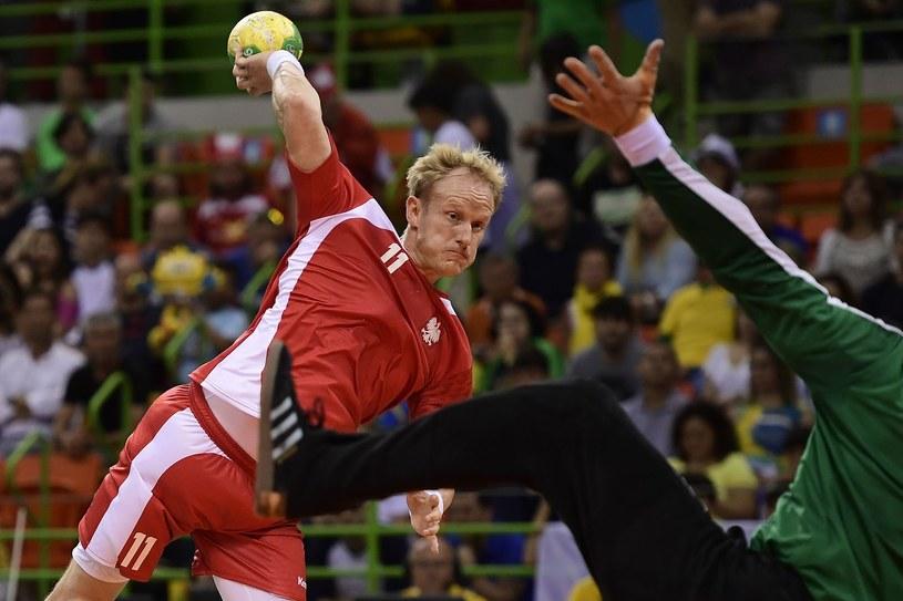Adam Wiśniewski z powodzeniem występował w reprezentacji Polski /AFP