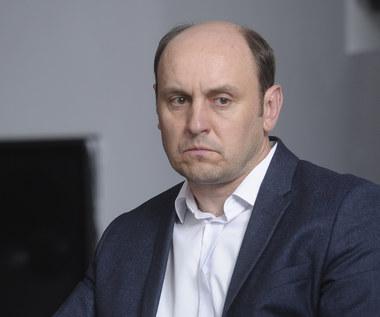 """Adam Woronowicz w serialu """"Diagnoza"""""""