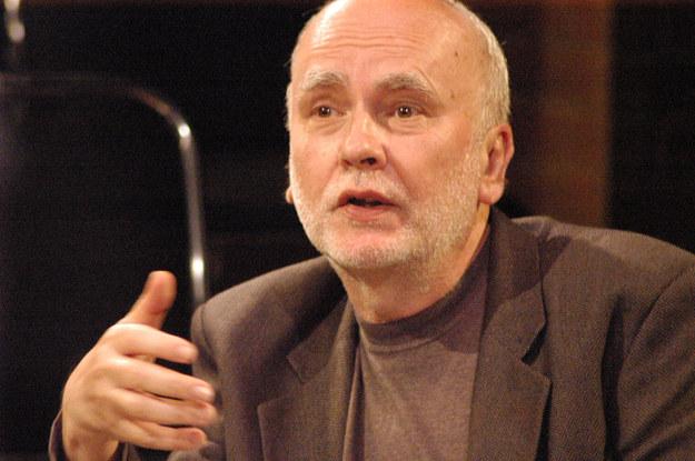 Adam Zagajewski na zdj. z 2006 r. /Piotr Batorowicz /PAP