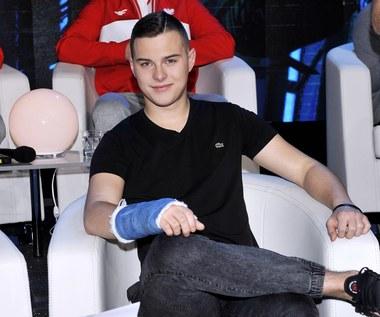 Adam Zdrójkowski na zdjęciu sprzed lat. Pamiętacie?
