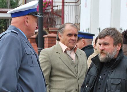 Adam Zieleniecki, Ryszard Doliński i Krzysztof Dzierma. /INTERIA.PL
