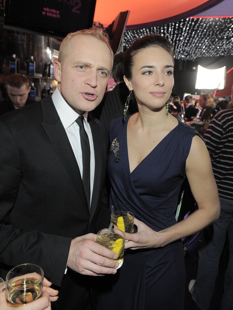 Adamczyk i Czartoryska /- /East News