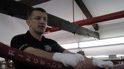 Adamek: Pora przenieść trening na ring