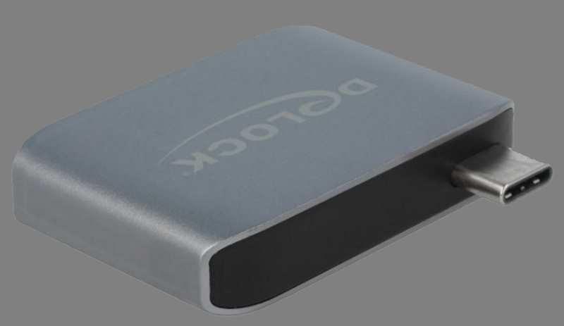 Adapter Delock 63965 /materiały prasowe
