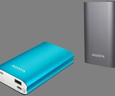 ADATA A10050QC - superszybkie ładowanie smartfonów