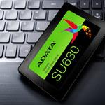 ADATA SU630 - budżetowy dysk SSD z pamięciami 3D QLC NAND