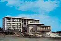 Addis-Abeba, pałac Organizacji Jedności Afrykańskiej /Encyklopedia Internautica