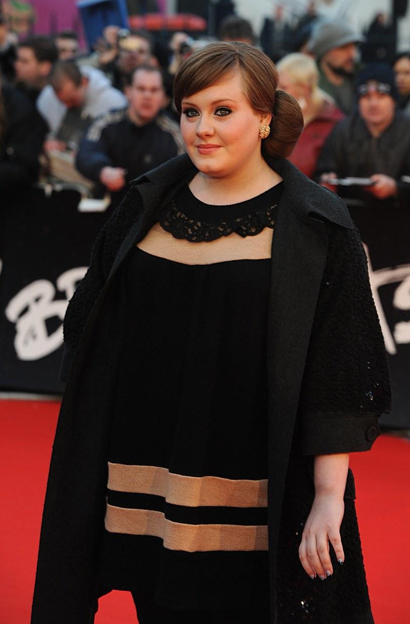 Adele, 2008 r. /AP Photo/Joel Ryan, Pool /Getty Images