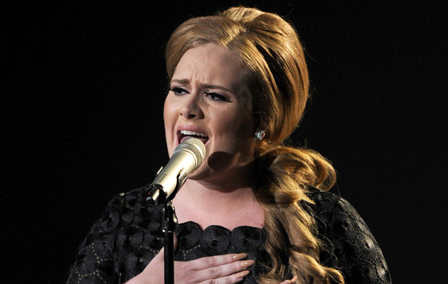 Adele  /Getty Images/Flash Press Media