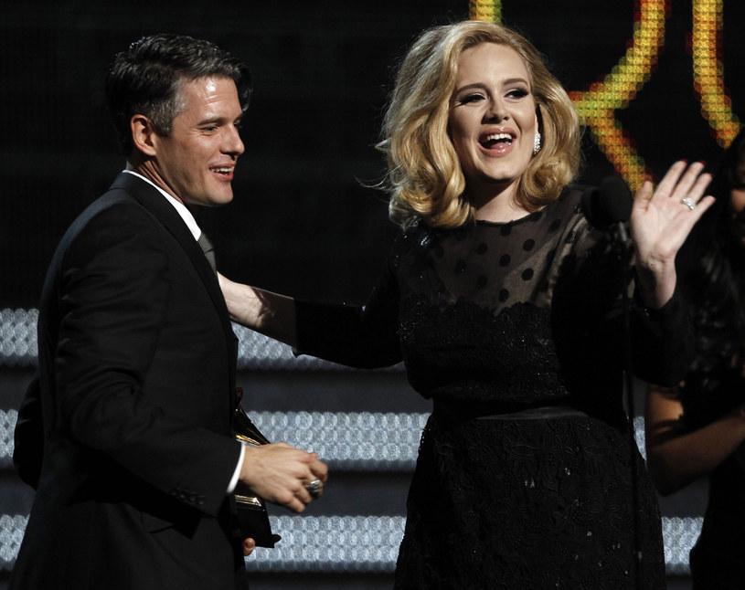 Adele bardzo chroni swoje życie prywatne i nie komentuje medialnych doniesień /Associated Press /East News