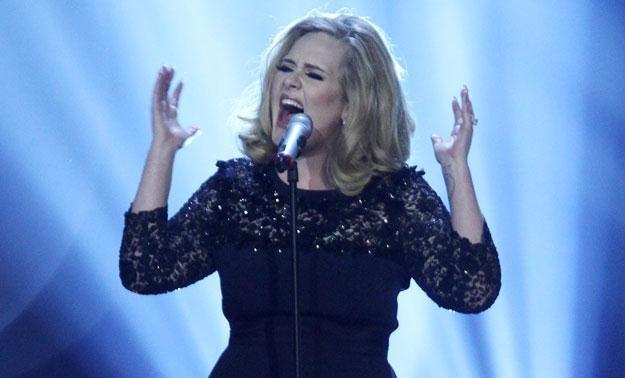 Adele boi się duchów fot. Dave J Hogan /Getty Images/Flash Press Media
