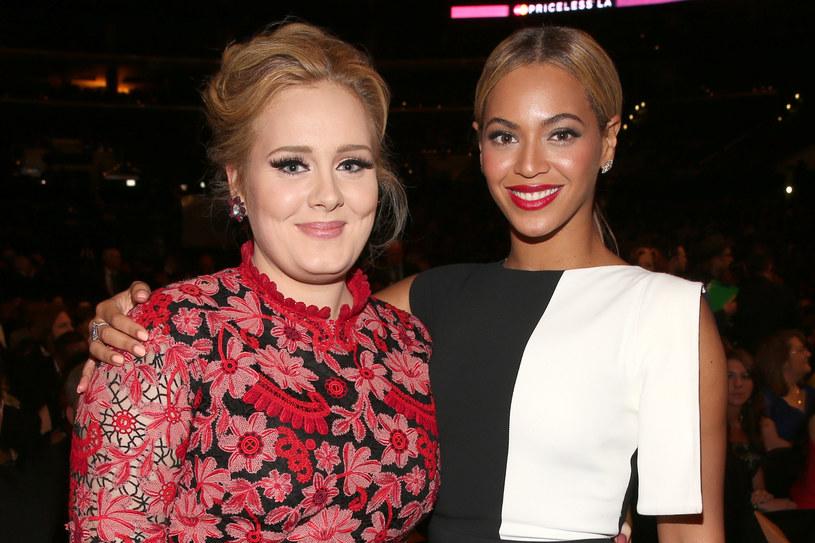 Adele i Beyonce /Christopher Polk /Getty Images