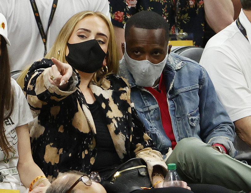 Adele i Rich Paul /Christian Petersen /Getty Images