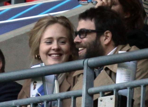 Adele i Simon Konecki zostali rodzicami - fot. Paul Marriott/Splashnews /East News